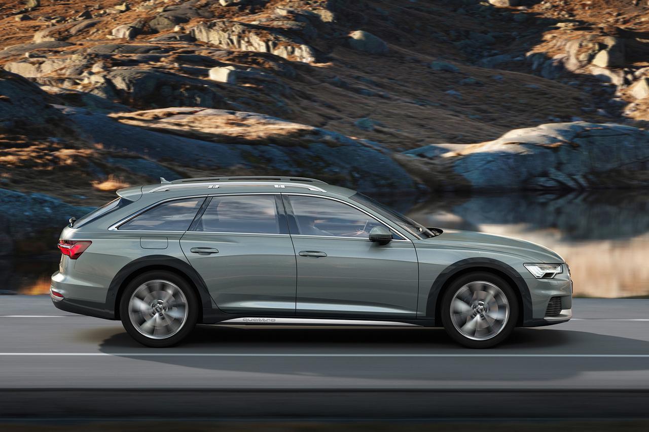 画像3: 新型「Audi A6 allroad quattro」が登場