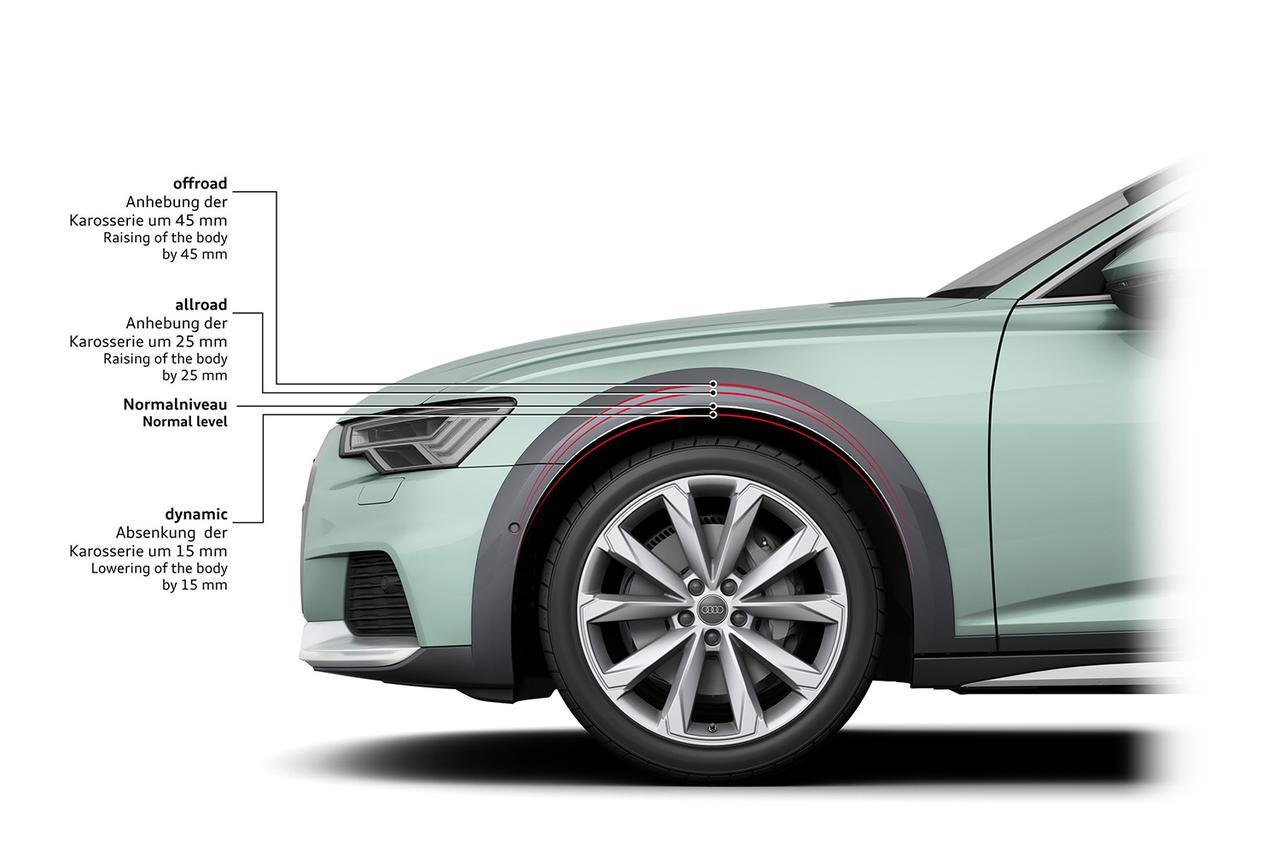 画像8: 新型「Audi A6 allroad quattro」が登場