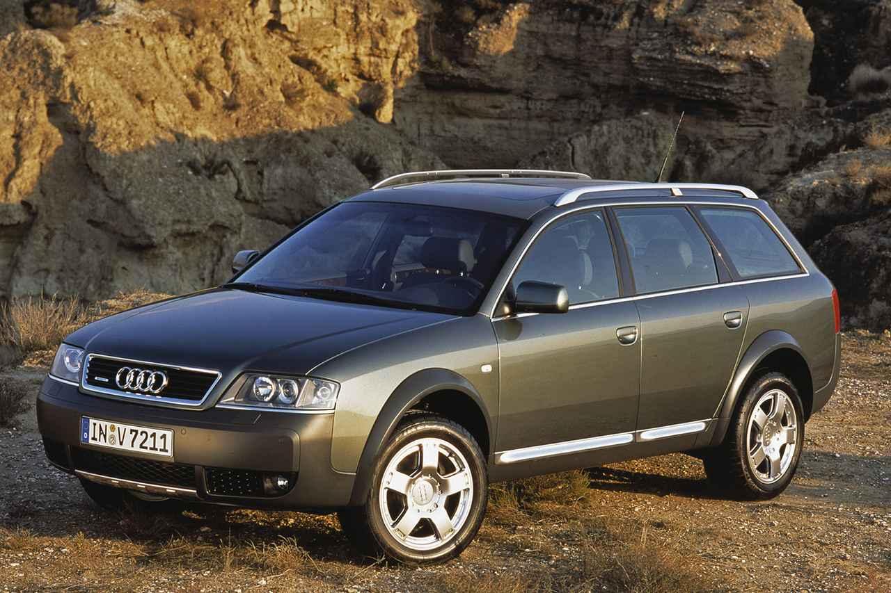 画像: 1999 Audi allroad quattro (C5)