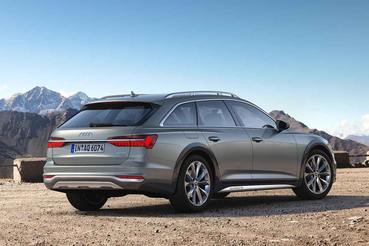 画像4: 新型「Audi A6 allroad quattro」が登場