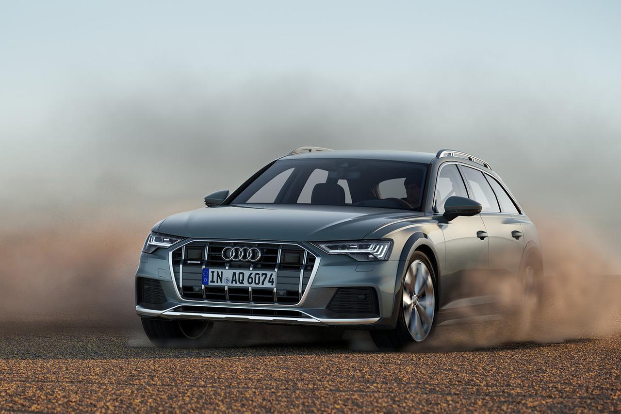 画像6: 新型「Audi A6 allroad quattro」が登場