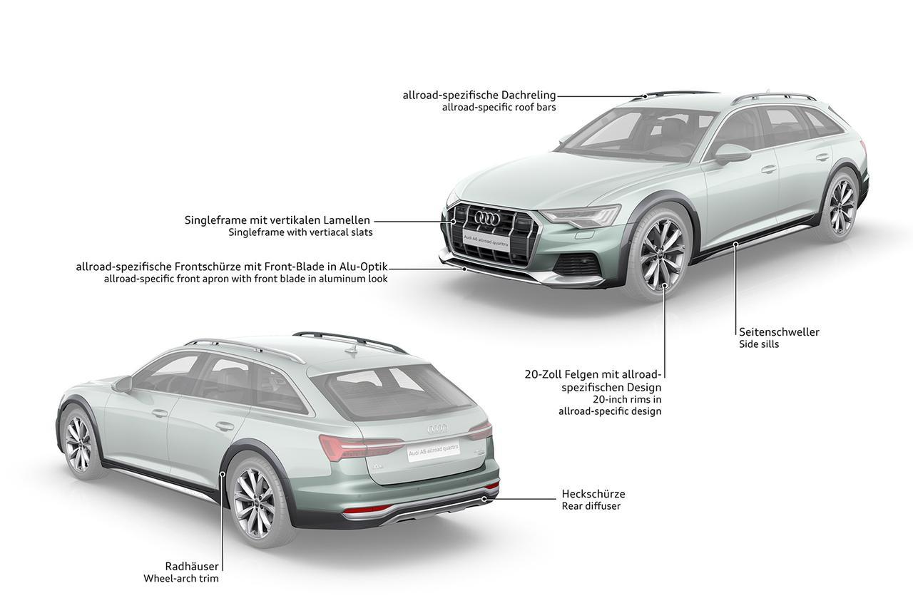 画像7: 新型「Audi A6 allroad quattro」が登場