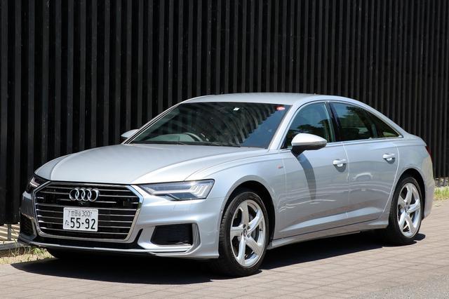 画像3: 【ミニ試乗記】Audi A6 55 TFSI quattro S line