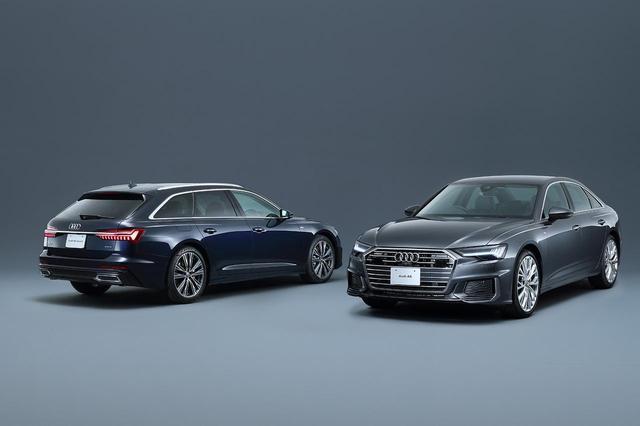 画像: 新型「Audi A6」を発表 - 8speed.net VW、Audi、Porscheがもっと楽しくなる自動車情報サイト
