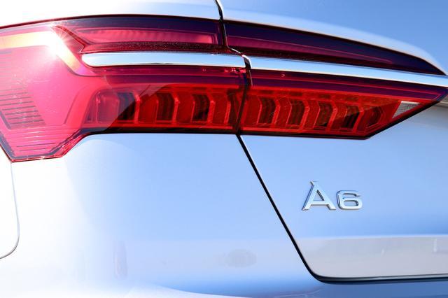 画像5: 【ミニ試乗記】Audi A6 55 TFSI quattro S line