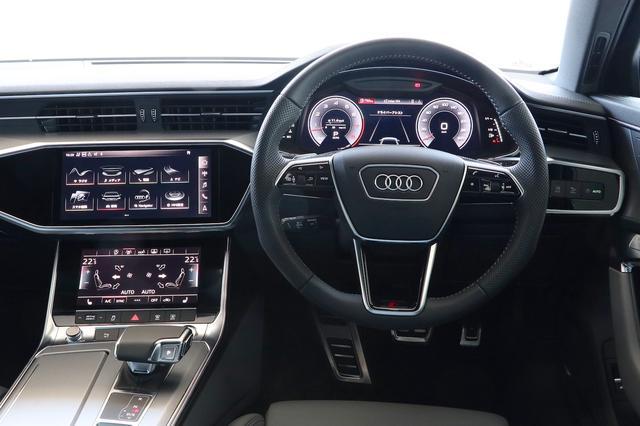 画像2: 【ミニ試乗記】Audi A6 55 TFSI quattro S line