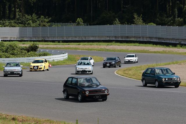 画像3: 「GTI Driving Experience」を岡山国際サーキットで開催
