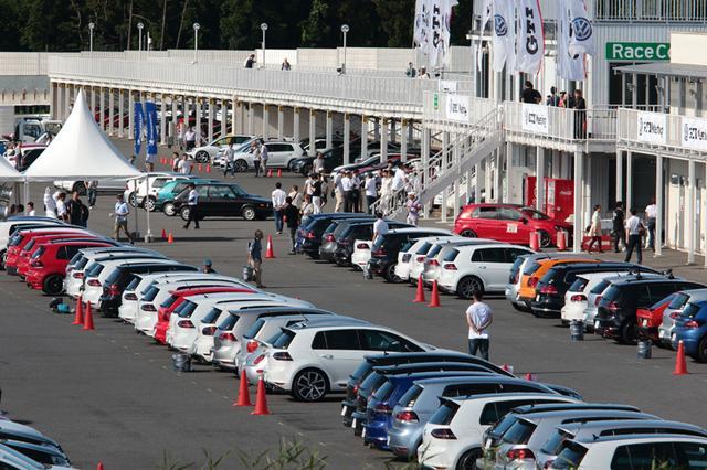 画像2: 「GTI Driving Experience」を岡山国際サーキットで開催