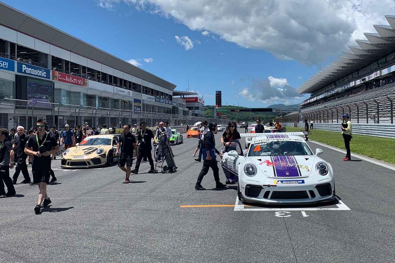 画像3: 富士スピードウェイがポルシェに染まった日  Porsche Sportscar Together Day 2019