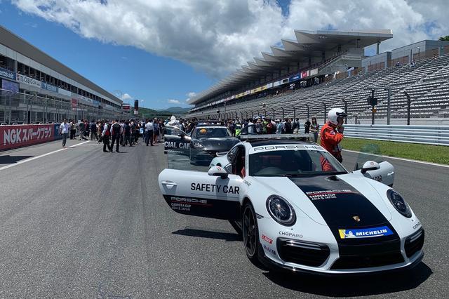 画像1: 富士スピードウェイがポルシェに染まった日  Porsche Sportscar Together Day 2019