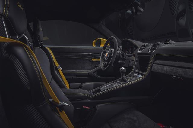 画像4: 「718スパイダー」「718ケイマンGT4」を発表