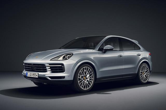 画像: 「カイエンSクーペ」登場 - 8speed.net VW、Audi、Porscheがもっと楽しくなる自動車情報サイト