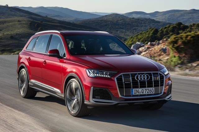 画像8: 「Audi Q7」がマイナーチェンジ