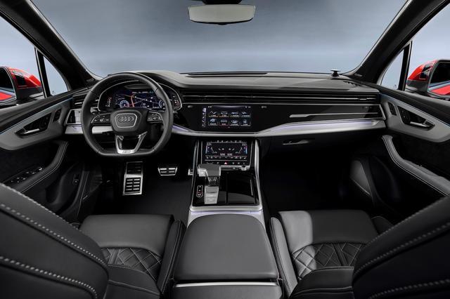 画像12: 「Audi Q7」がマイナーチェンジ