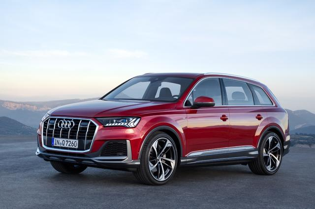 画像6: 「Audi Q7」がマイナーチェンジ