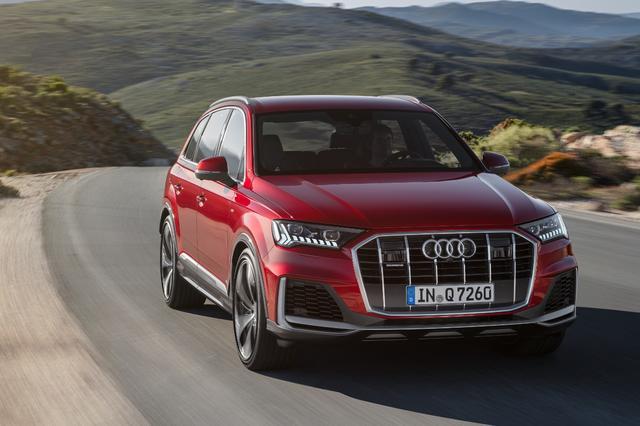画像7: 「Audi Q7」がマイナーチェンジ
