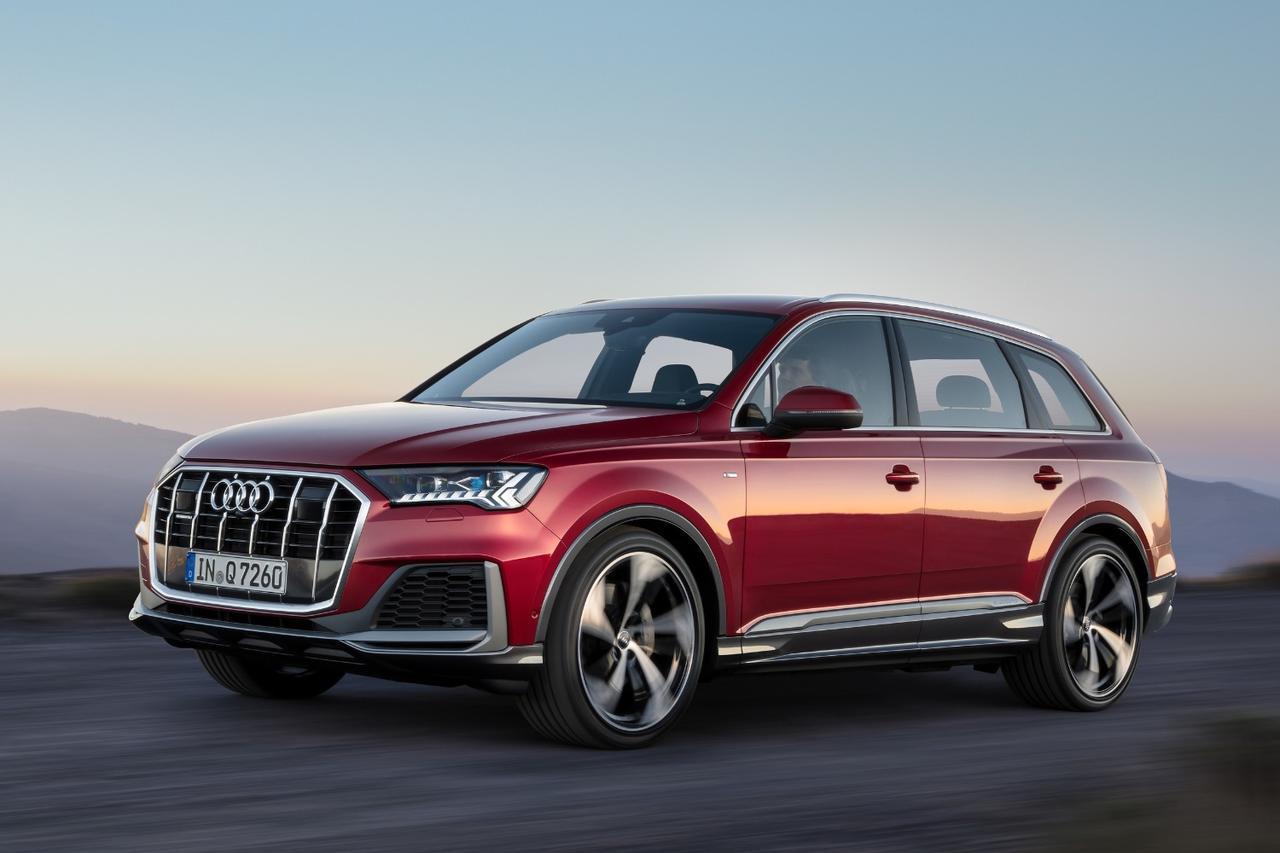 画像10: 「Audi Q7」がマイナーチェンジ