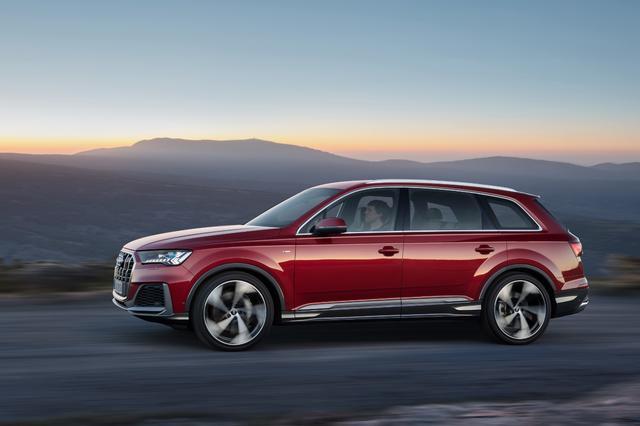 画像9: 「Audi Q7」がマイナーチェンジ