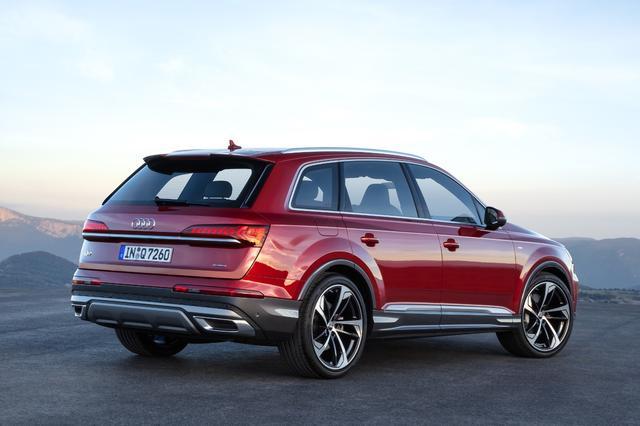 画像3: 「Audi Q7」がマイナーチェンジ
