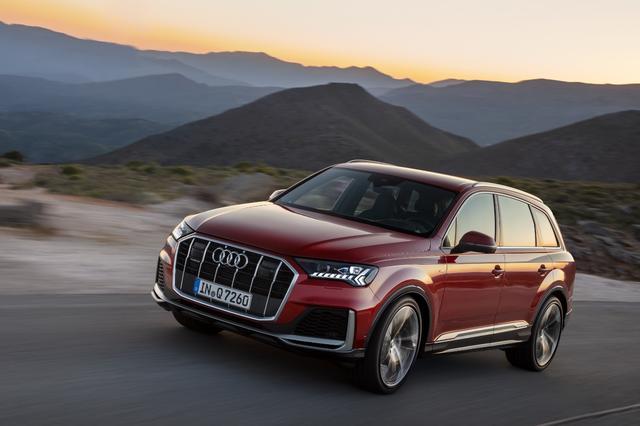 画像11: 「Audi Q7」がマイナーチェンジ