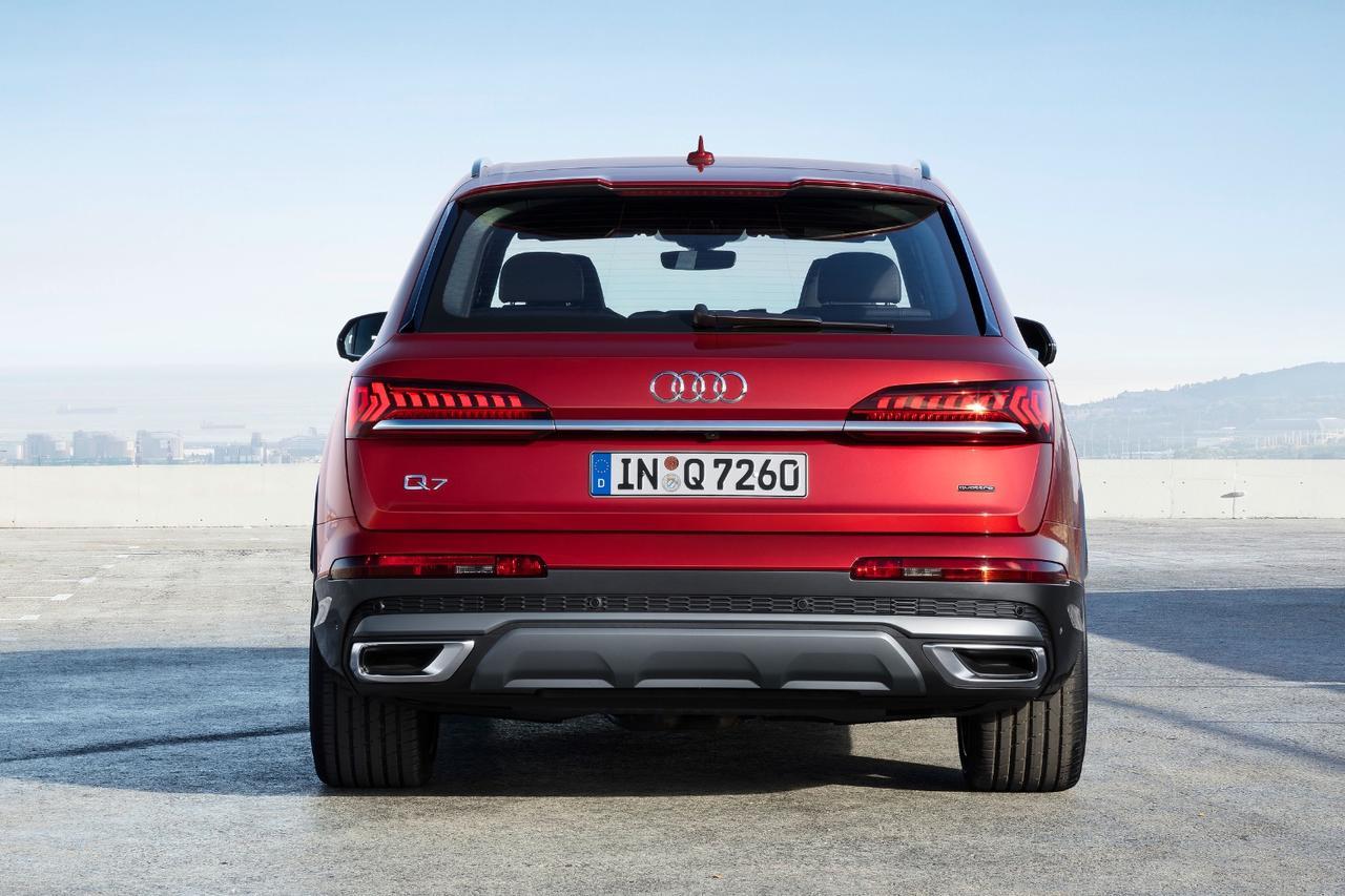 画像4: 「Audi Q7」がマイナーチェンジ