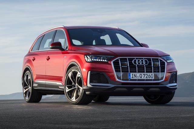 画像2: 「Audi Q7」がマイナーチェンジ