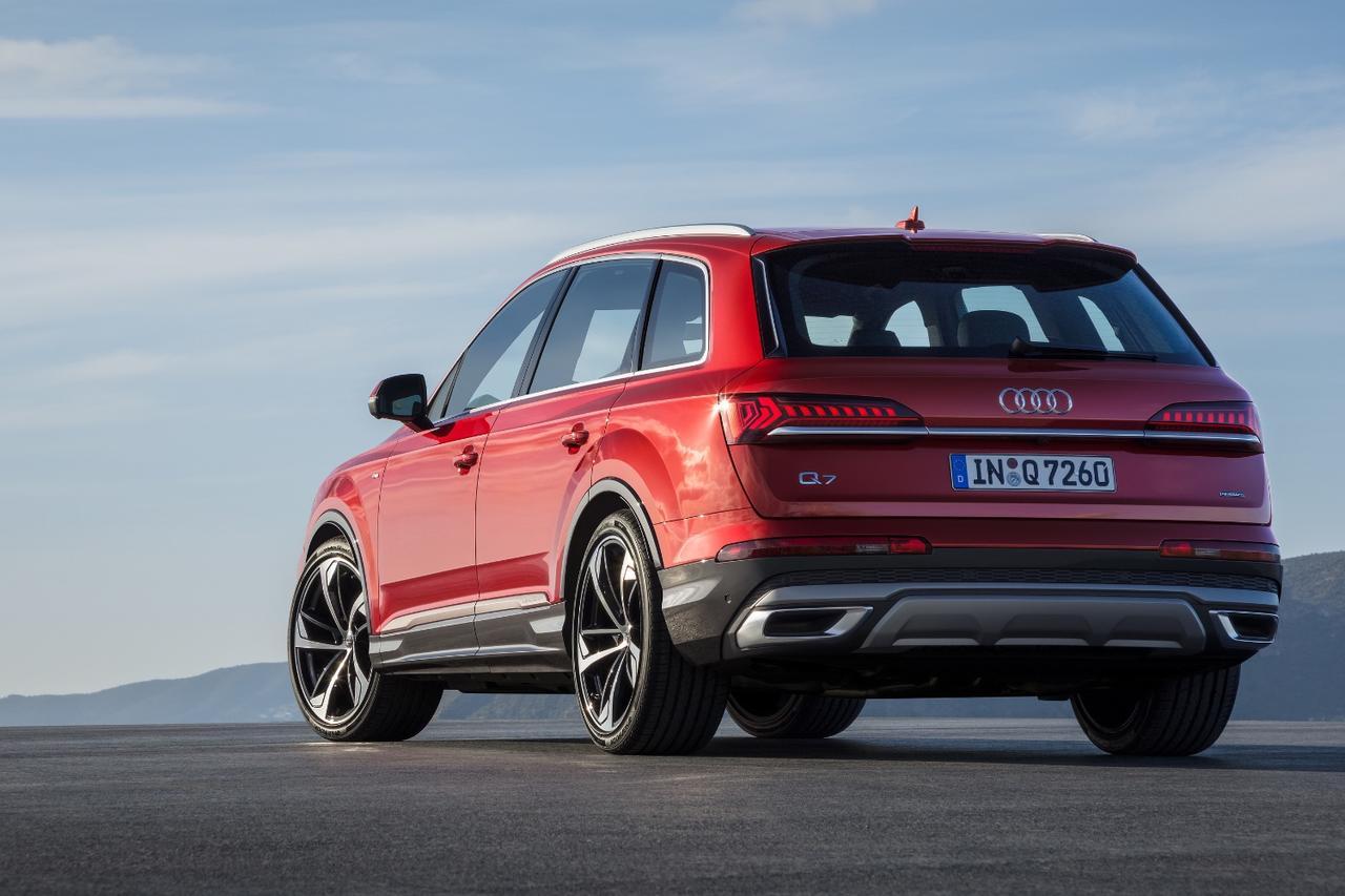 画像5: 「Audi Q7」がマイナーチェンジ