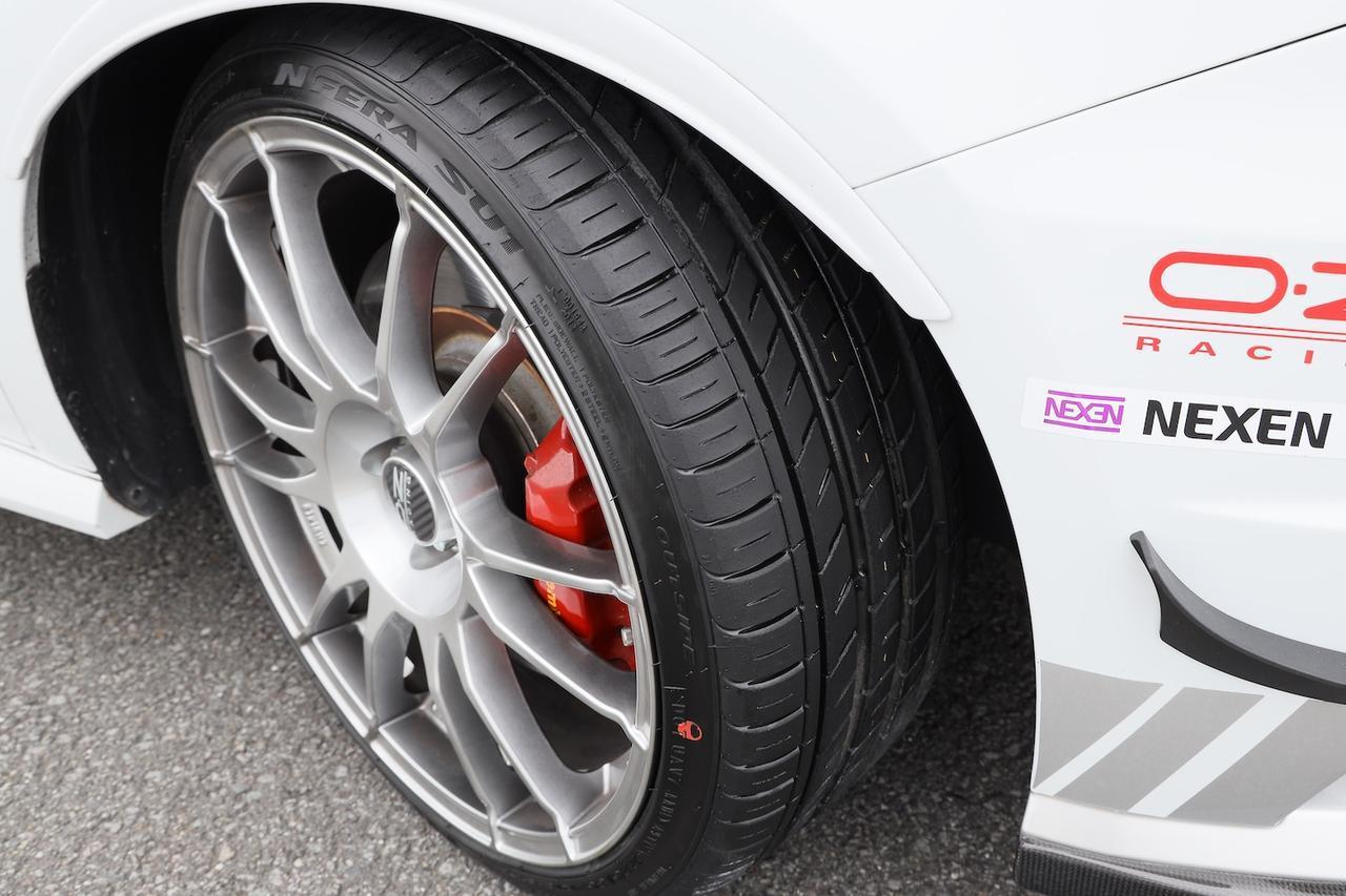 画像4: 【S1 Sportback】走りが楽しくなるアイテムを装着