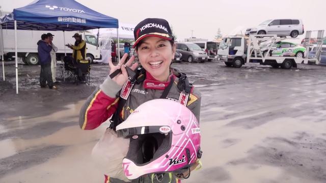 画像: 竹岡 圭の今日もクルマと・・・VWポロGTIでグラベルを激走!! www.youtube.com