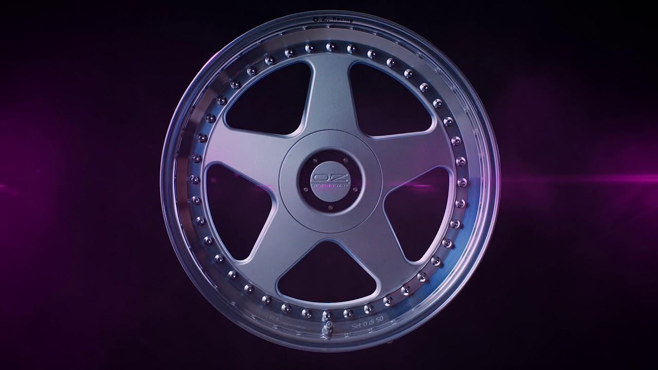 画像: Futura Video Teaser - OZ Racing youtu.be