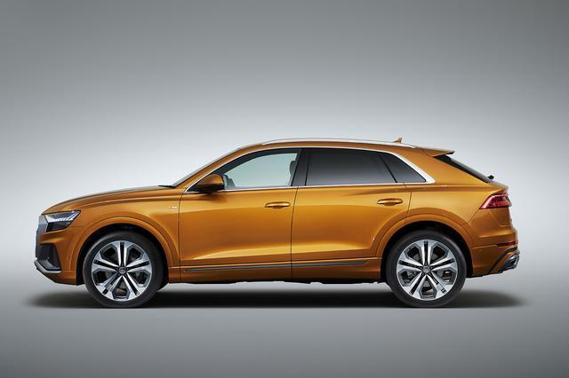 画像2: 「Audi Q8」発表