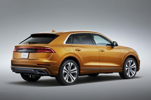 画像5: 「Audi Q8」発表