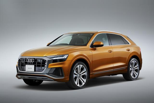 画像1: 「Audi Q8」発表