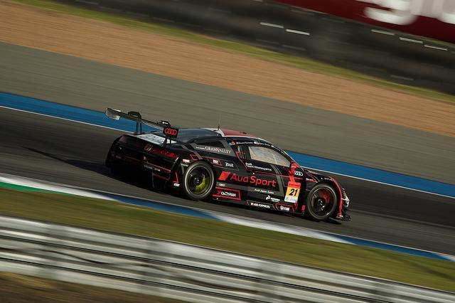 画像3: 【SUPER GT Rd.4 TAILAND】Hitotsuyama Audi R8 LMSは13位完走