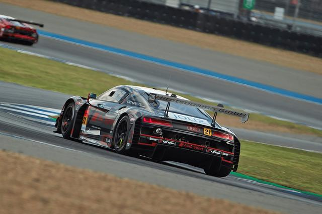 画像4: 【SUPER GT Rd.4 TAILAND】Hitotsuyama Audi R8 LMSは13位完走