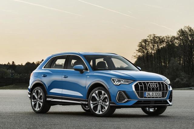 画像4: AudiのQファミリーが続々来日!?