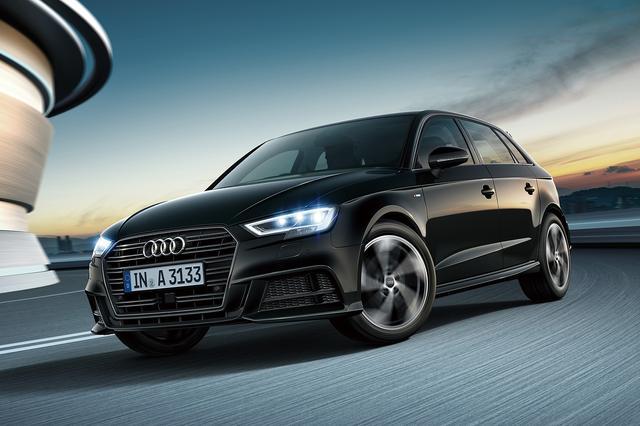 画像2: 限定車「Audi A3 S line black styling」発売