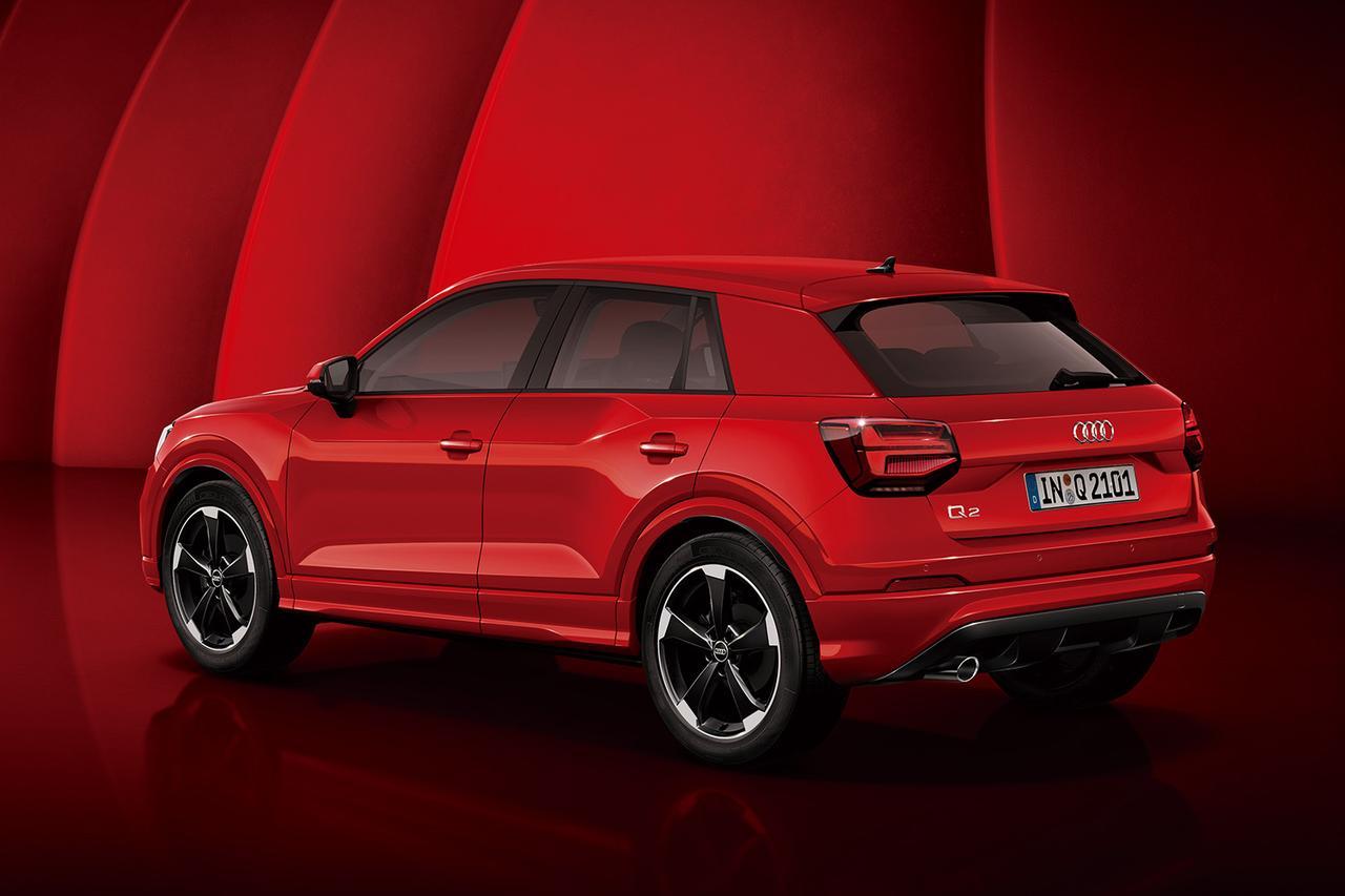 画像3: 限定車「Audi Q2 #passion」と「Audi Q2 #black elegance」を発売