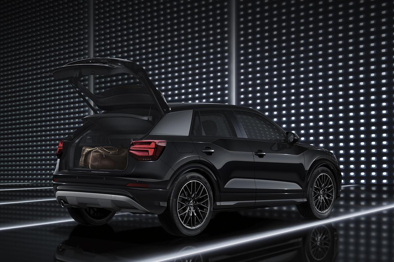 画像6: 限定車「Audi Q2 #passion」と「Audi Q2 #black elegance」を発売