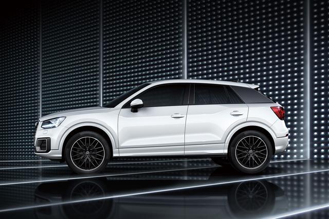 画像7: 限定車「Audi Q2 #passion」と「Audi Q2 #black elegance」を発売
