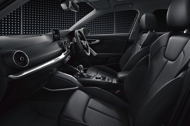 画像5: 限定車「Audi Q2 #passion」と「Audi Q2 #black elegance」を発売