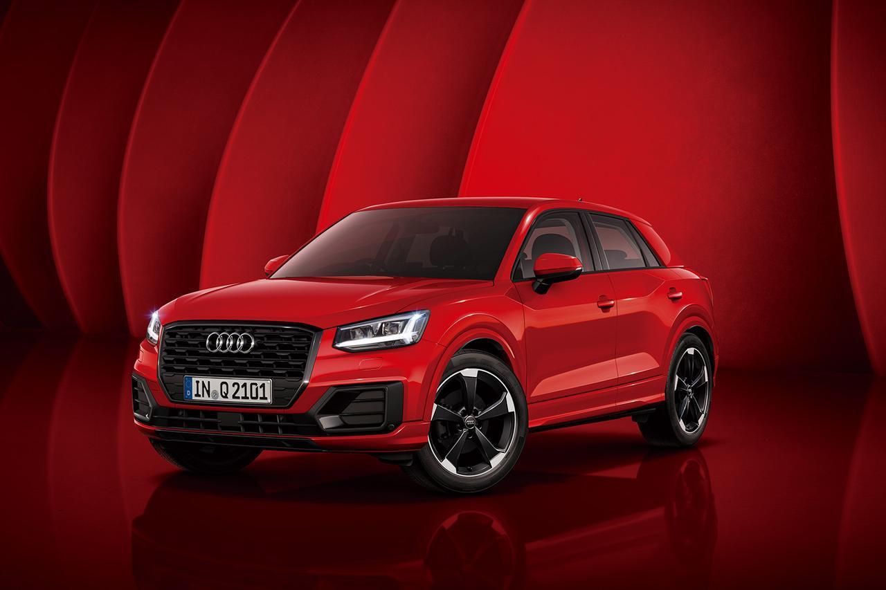 画像1: 限定車「Audi Q2 #passion」と「Audi Q2 #black elegance」を発売