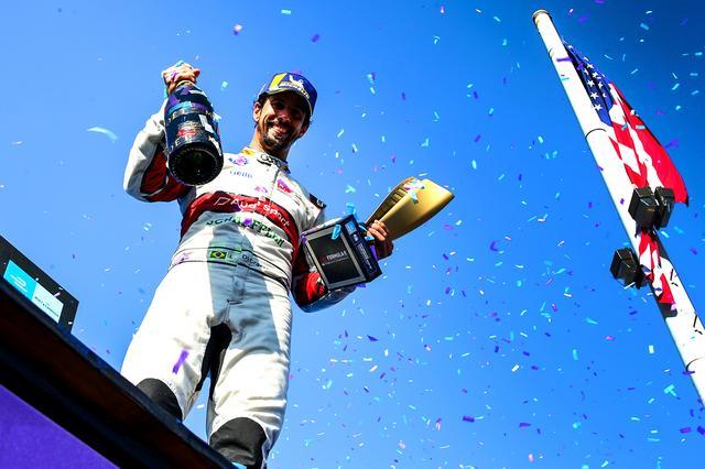 画像2: 【Formula E Rd.12-13 New York】Audiがチームランキング2位でシーズンを終える