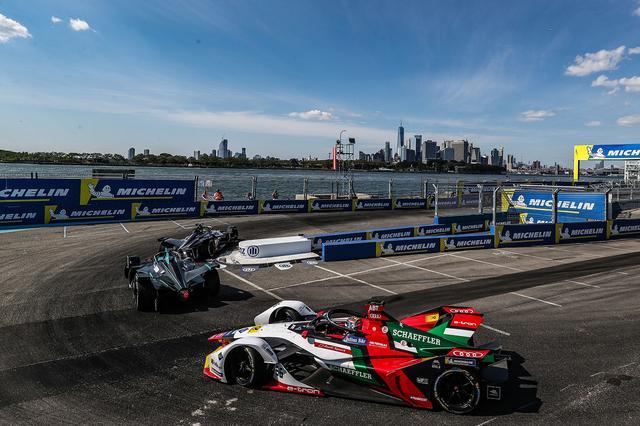 画像3: 【Formula E Rd.12-13 New York】Audiがチームランキング2位でシーズンを終える