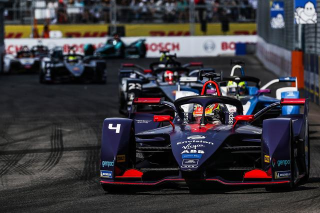 画像5: 【Formula E Rd.12-13 New York】Audiがチームランキング2位でシーズンを終える