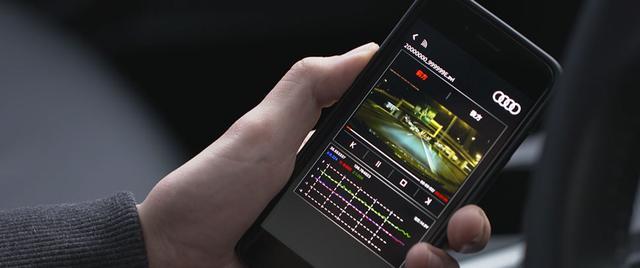画像: Audi ユニバーサルトラフィックレコーダー > 新商品 > 純正アクセサリー > アウディジャパン