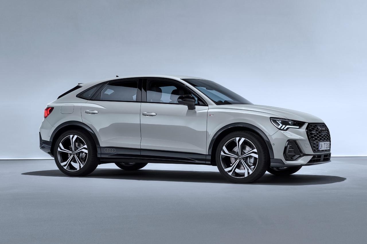 画像3: 「Audi Q3 Sportback」発表