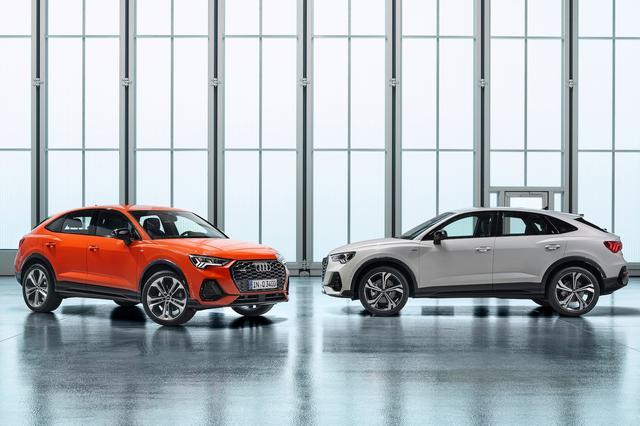 画像1: 「Audi Q3 Sportback」発表