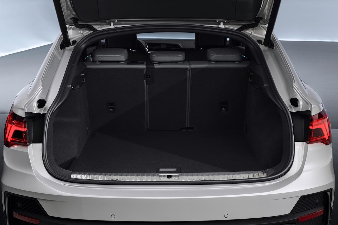 画像13: 「Audi Q3 Sportback」発表