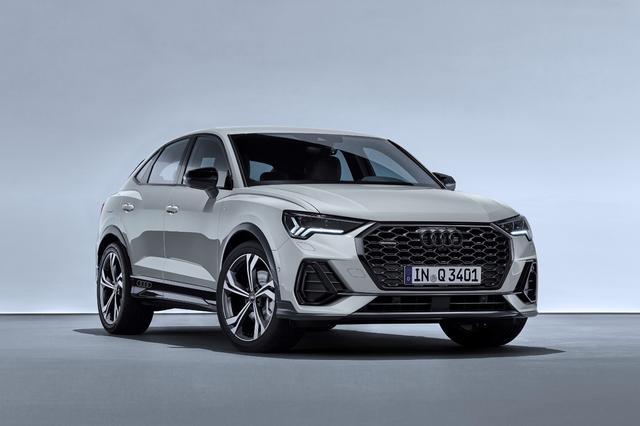 画像2: 「Audi Q3 Sportback」発表